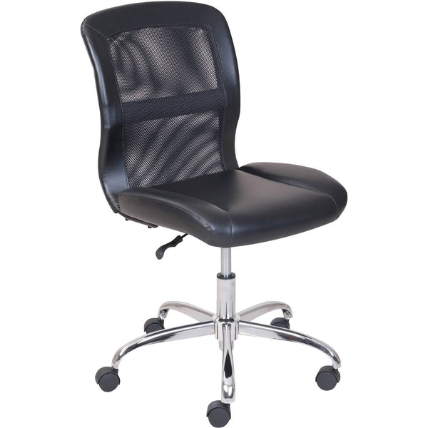 Mainstays Vinyl and Mesh Task Office Chair, Multiple Colors Via Walmart