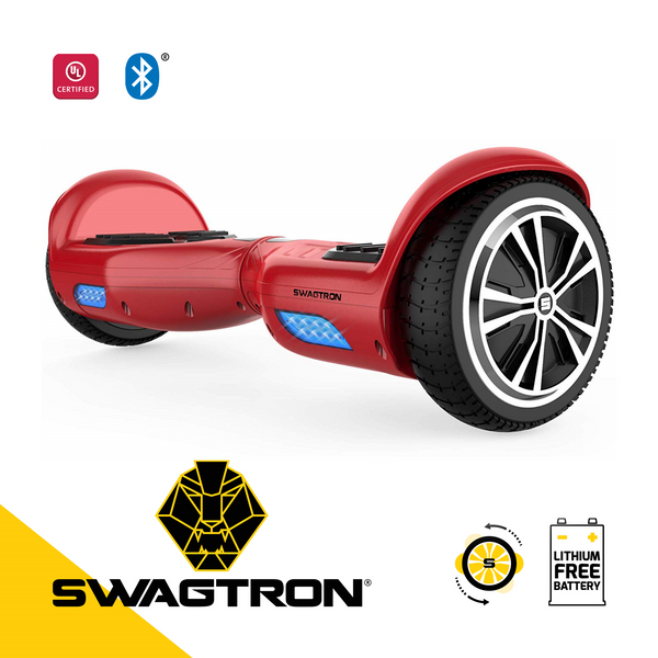 Certified Hover board with Startup Balancing Via Walmart