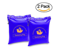 2 Pack Waterproof Swimming Bag Via Amazon SALE $7.92 Shipped! (Reg. Price $19.80)
