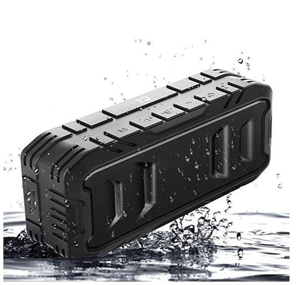 Waterproof Bluetooth Speakers Via Amazon ONLY $15.00 Shipped! (Reg $49.99)