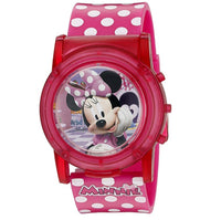 Disney Minnie Mouse Boutique LCD Pop Musical Watch Via Amazon SALE $4.99 Shipped! (Reg $7.99)