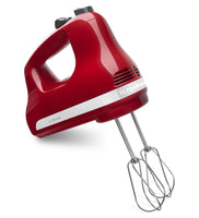 KitchenAid® 5-Speed Ultra Power™ Hand Mixer Via Ebay SALE $34.99 reg $50