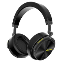 Bluedio T5 Active Noise Cancelling Bluetooth Headphones (Black) Via Ebay SALE $28.99 Shipped! (Reg $60)