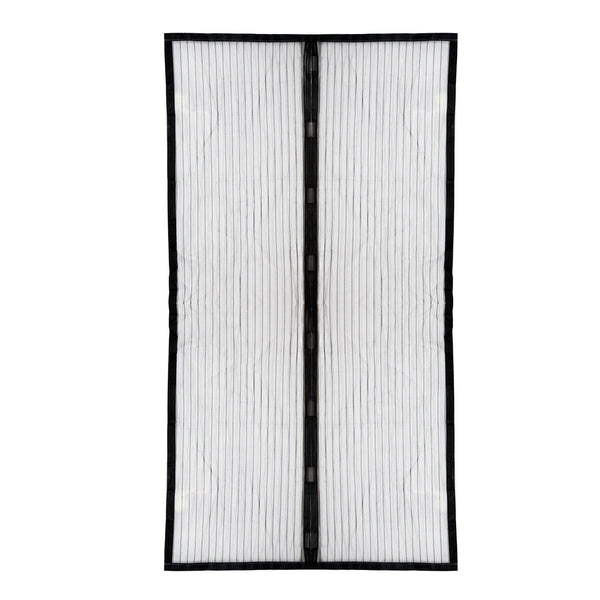 Instant Mesh Screen Net Door Magnetic Hands-Free Anti Mosquito Bug Fly Curtain Via Ebay SALE $8.99 Shipped! ($19.99)