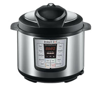 Instant Pot IP-LUX60 6-Qt 1000W 6-in-1 Programmable Pressure Cooker (Open Box) Via Ebay SALE $33.15 Shipped! (Reg $94.88)
