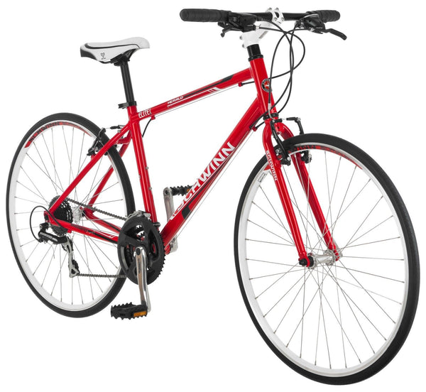Men's 700c Schwinn Herald Bike-Red Via Ebay SALE $119.99 Shipped (Reg $369.99)