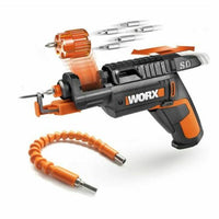 Cordless Screw Driver with Screw Holder Via Ebay SALE $15.99 Shipped! (Reg $60)