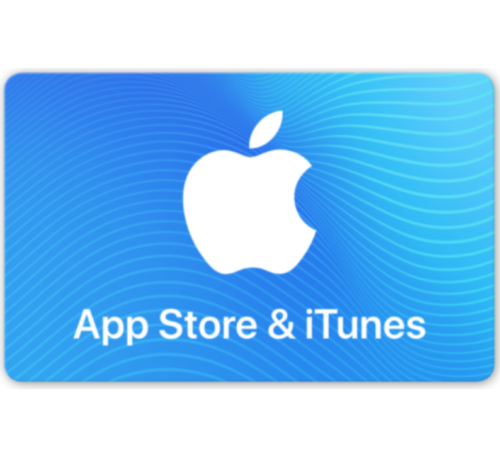 $100 App Store & iTunes Gift Card (Email Delivery) Via Ebay ONLY $85
