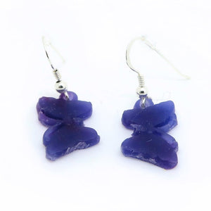 Butterfly Hook Earrings