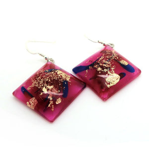 Square Hook Earrings
