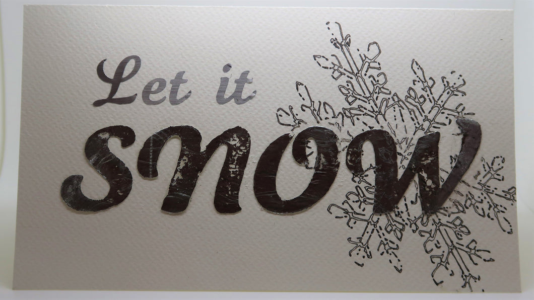Let it Snow_Silver mix_Black