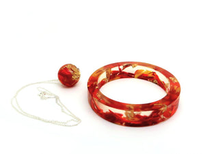 Bangle + Necklace