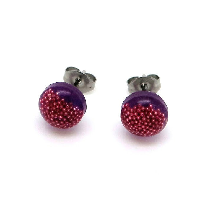 Small Dome Studs