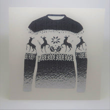Load image into Gallery viewer, Christmas Jumper_Silver 1