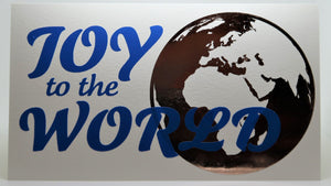 Joy to the world_Mix_Blue/Rose gold