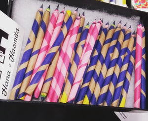 Thin Kraft Paper Pencils