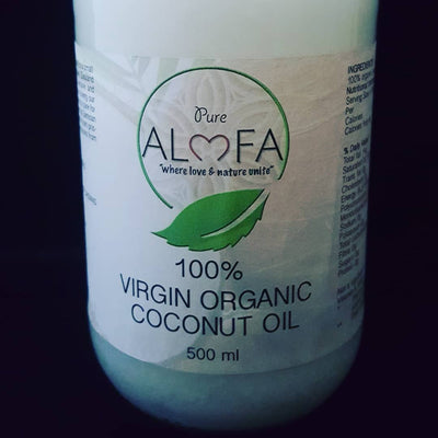 Our coconut oil now available in Samoa