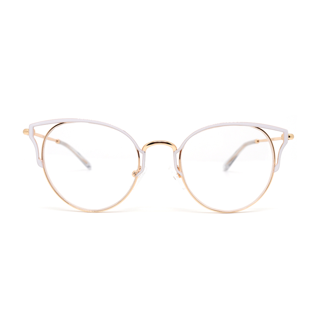 GRACE | White - Gleam Eyewear | Blue Blocking Glasses