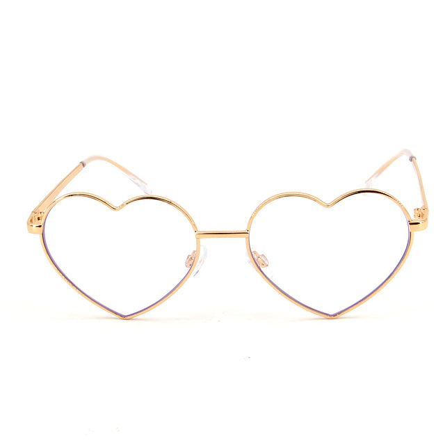 ROSA | Gold - Gleam Eyewear | Blue Blocking Glasses