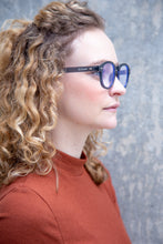 Load image into Gallery viewer, MARIE I Gray - Gleam Eyewear | Blue Blocking Glasses