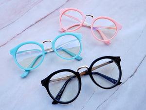 VALERIE | Kids - Gleam Eyewear | Blue Blocking Glasses
