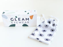 Load image into Gallery viewer, GRACE | White - Gleam Eyewear | Blue Blocking Glasses