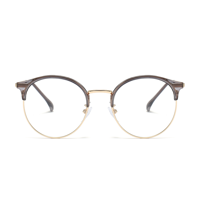 SUSAN I Gray - Gleam Eyewear | Blue Blocking Glasses