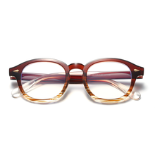 Load image into Gallery viewer, MARIE I Brown - Gleam Eyewear | Blue Blocking Glasses