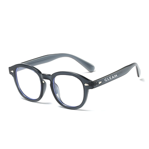 MARIE I Gray - Gleam Eyewear | Blue Blocking Glasses