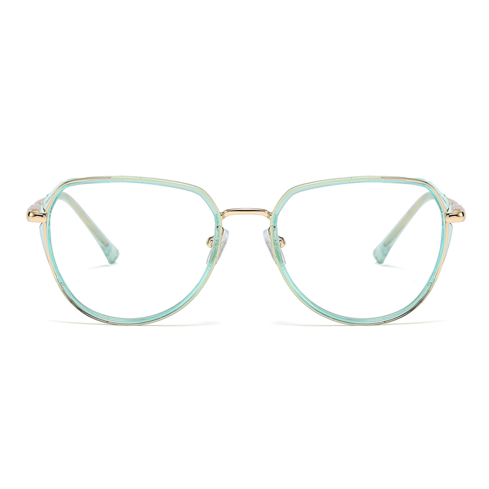 MAYA | Mint - Gleam Eyewear | Blue Blocking Glasses