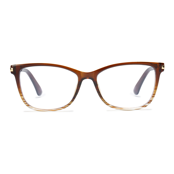 NAOMI I Brown - Gleam Eyewear | Blue Blocking Glasses