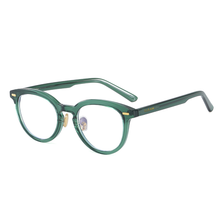 Load image into Gallery viewer, KATHERINE | Green - Gleam Eyewear | Blue Blocking Glasses