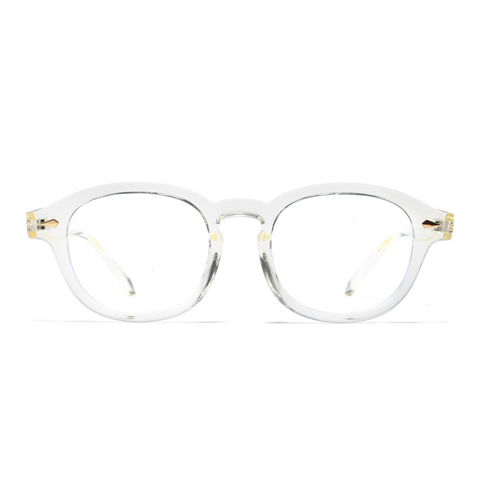 MARIE I Clear - Gleam Eyewear | Blue Blocking Glasses