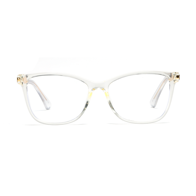 NAOMI I Clear - Gleam Eyewear | Blue Blocking Glasses