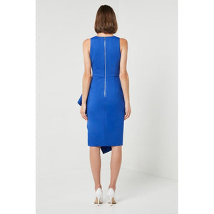 Cannoli Dress Azure - The Corporate Collective