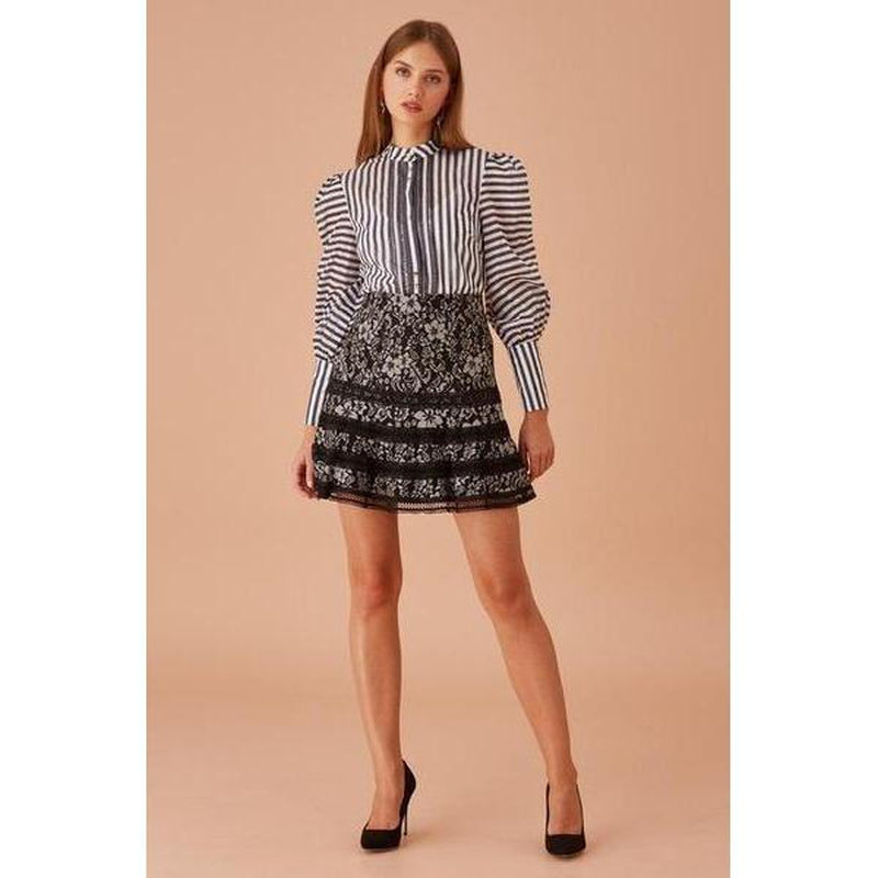 Holder Lace Skirt - The Corporate Collective