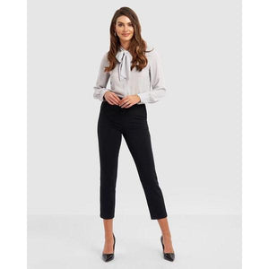 Arianna Suit Pants - Black - The Corporate Collective