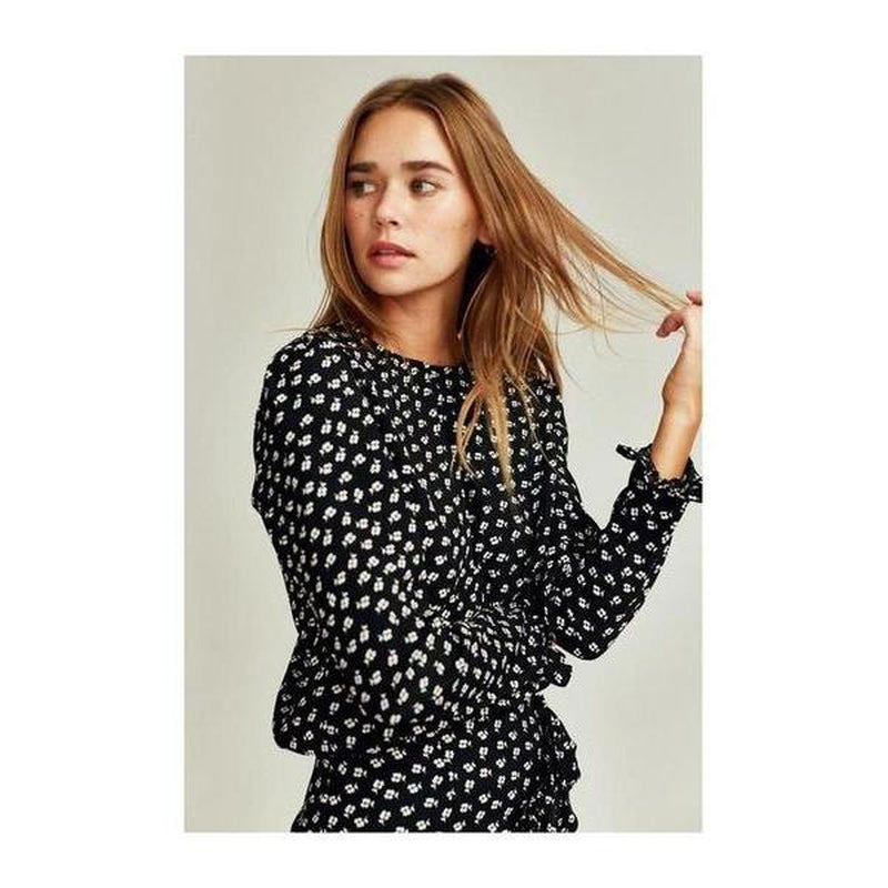Kaleidoscope Long Sleeve Top - The Corporate Collective