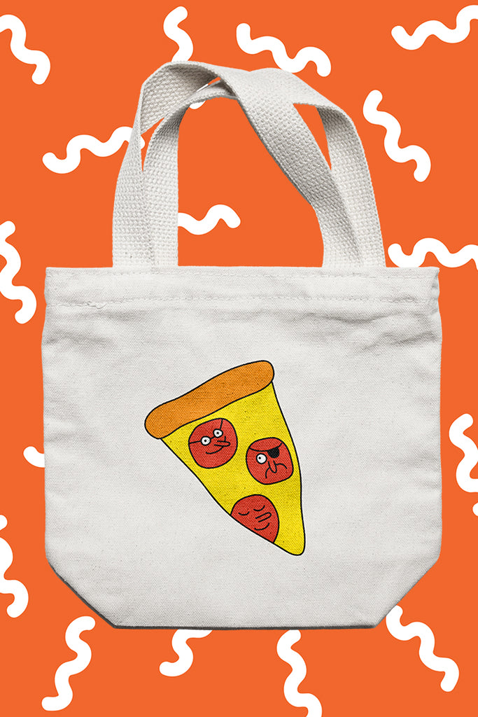 PEPPERONI TOTE BAG