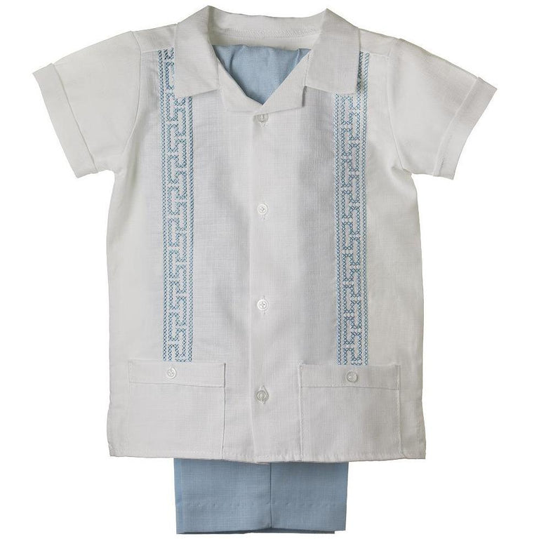Guayabera / Pants Outfits