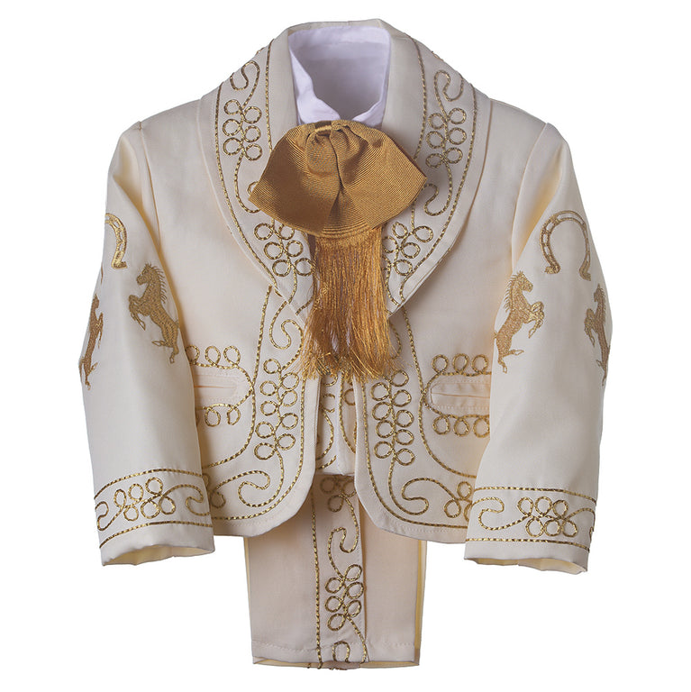 Charro Outfit For Baptisms