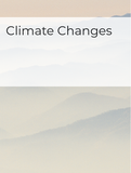 Climate Changes Optimized Hashtag Report