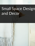 Small Space Design and Decor Optimized Hashtag Report