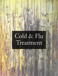 Cold & Flu Treatment Optimized Hashtag Report
