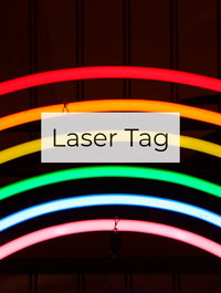 Laser Tag Optimized Hashtag Report