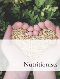 Nutritionists Hashtag Rx List