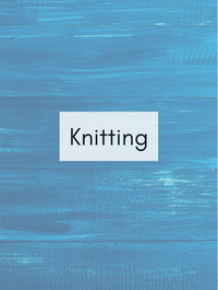 Knitting Hashtag Rx List