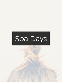 Spa Days Optimized Hashtag List