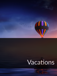 Vacations Optimized Hashtag List