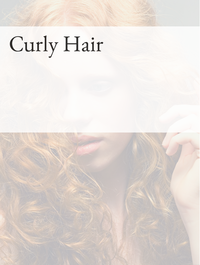 Curly Hair Optimized Hashtag Report